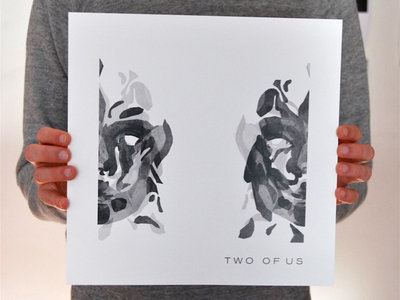 Cover Art Print - Two of Us main photo