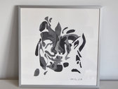 Cover Art Print with Frame - Hilja + Two of Us photo