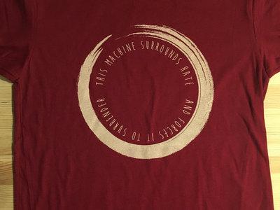 This Machine T-shirt (Cardinal) main photo