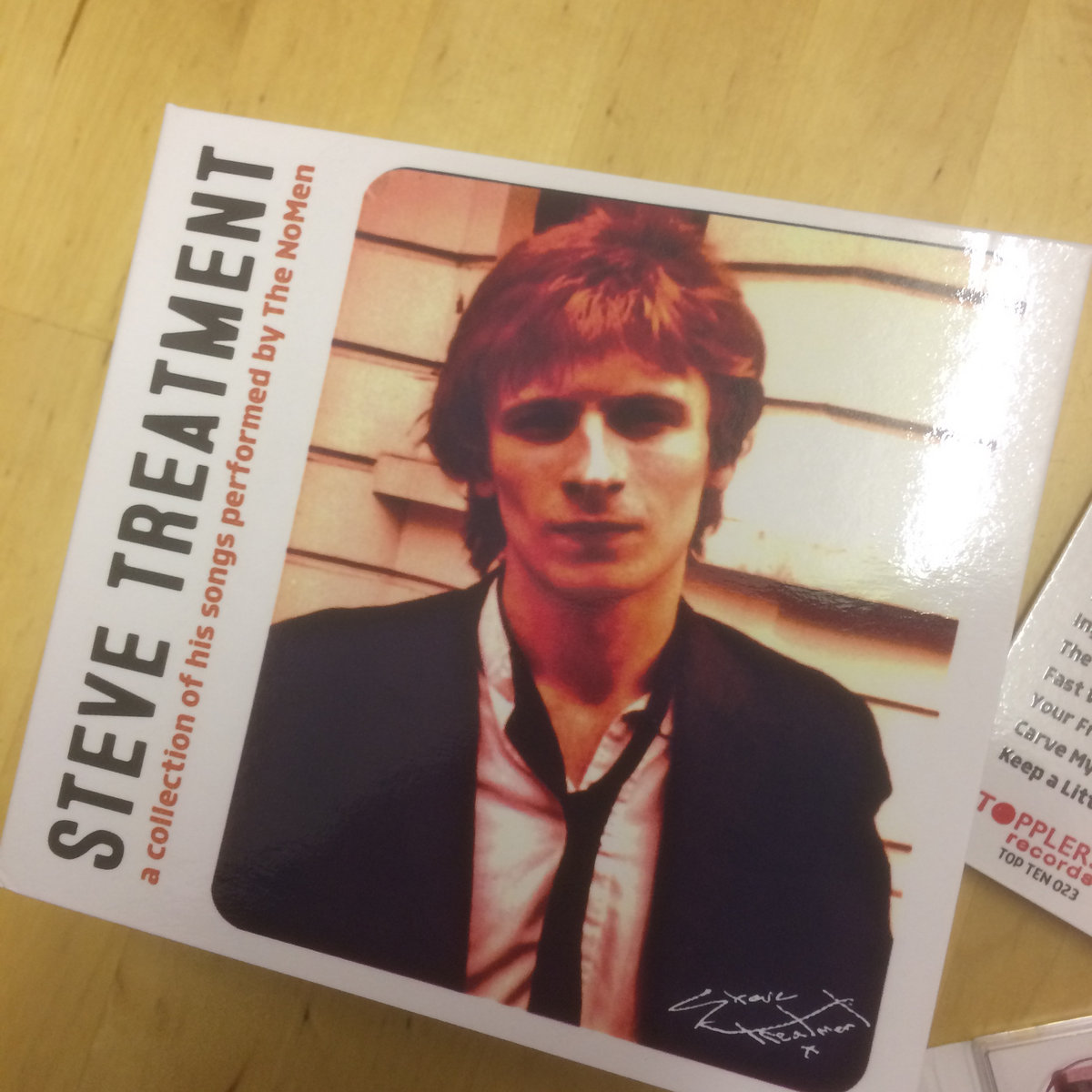 Top yourself baby the nomen the songs of steve treatment are reworked by the nomen in this compilation of recordings from 2003 to 2015 the cd comes in a gatefold digipack sleeve with solutioingenieria Gallery