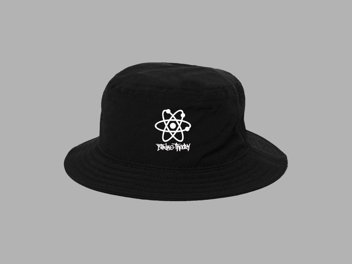 3d312273ab3 String Theory Black Bucket Hat main photo