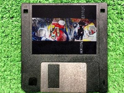 Mass3acre Album - 3.5 Floppy Disk main photo