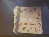Peredmova - Абетка (2017) Card-LP + 2 Sticker Sets photo