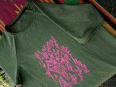 SUCK PUCK XL T-SHIRT [khaki color] (Limeted edition) photo