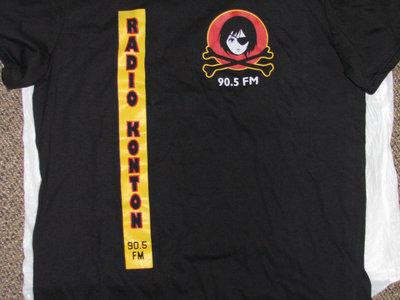 Old School Radio Konton T-Shirt main photo