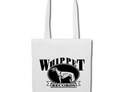 Whippet Records 'Logo' Design Tote Bag main photo
