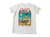 Wearplay LP#17 - Kologbo - Africa Is The Future - T-shirt Made In France + Full Album Digital Download photo