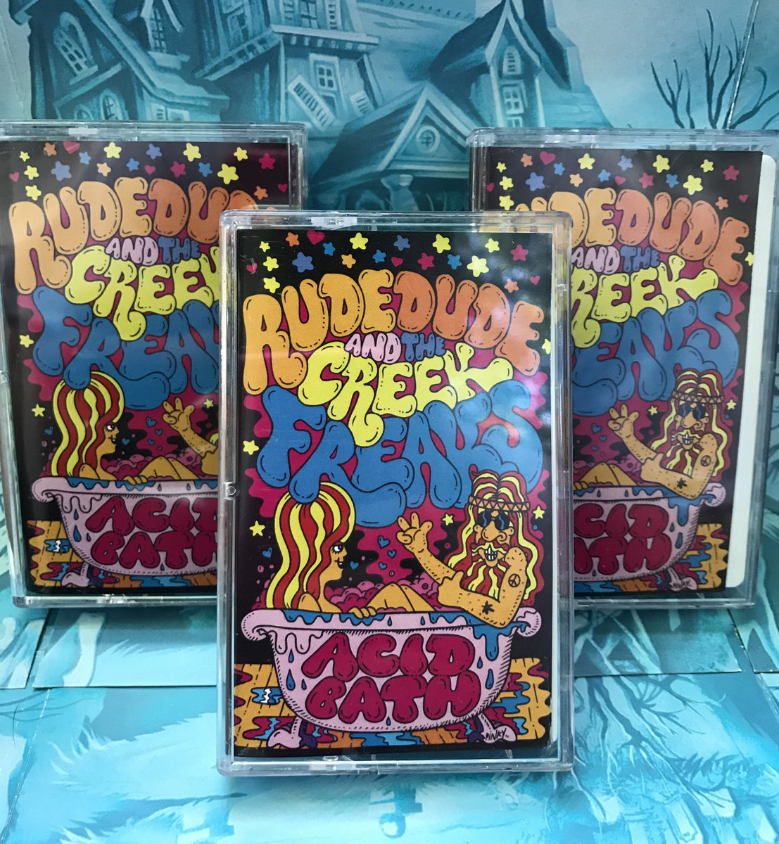 Acid bath rude dude and the creek freaks for Bathroom s bandcamp