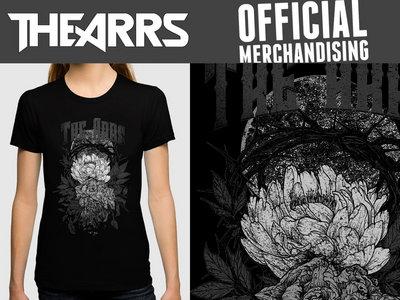 """T-shirt femme """"Nature morte"""" DERNIERES PIECES main photo"""