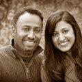Abe & Liza Philip image