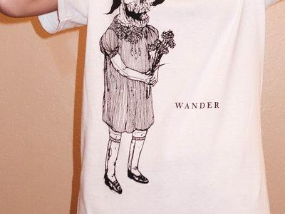 Skull Girl T-Shirt main photo