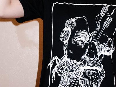 Statue Face T-Shirt main photo