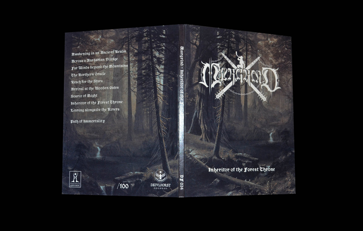 Inheritor of the Forest Throne | MURGRIND