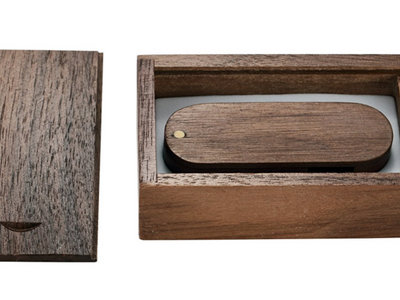 Done in a Day - Limited Edition Wooden USB Drive main photo
