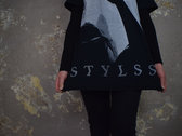 NVR MND x STYLSS T-Shirt [Limited Edition] photo