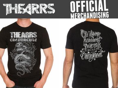 "T-shirt ""A jamais"" DERNIERES PIECES main photo"