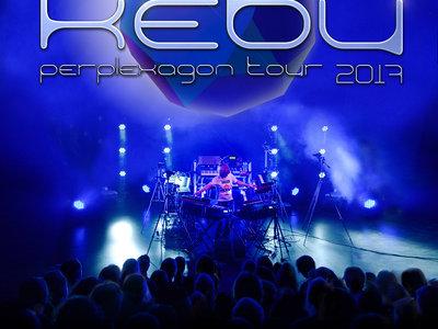 Perplexagon Tour 2017 poster (LIMITED EDITION) main photo