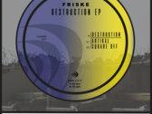 "Friske - Destruction EP (RARE TEST PRESS) - Forthcoming 12"" photo"