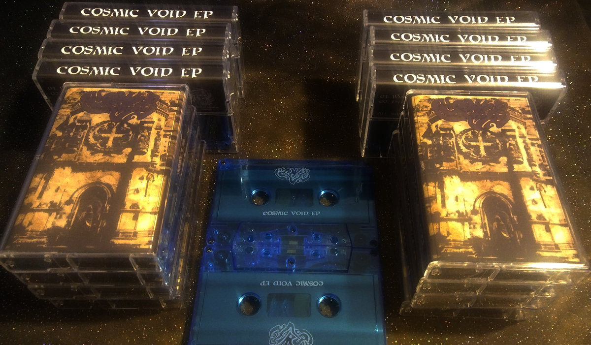 Owl Coven - Cosmic Void   Transylvanian Tapes