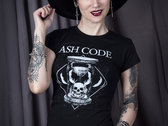 Ash Code 'Hourglass Death' Tee photo
