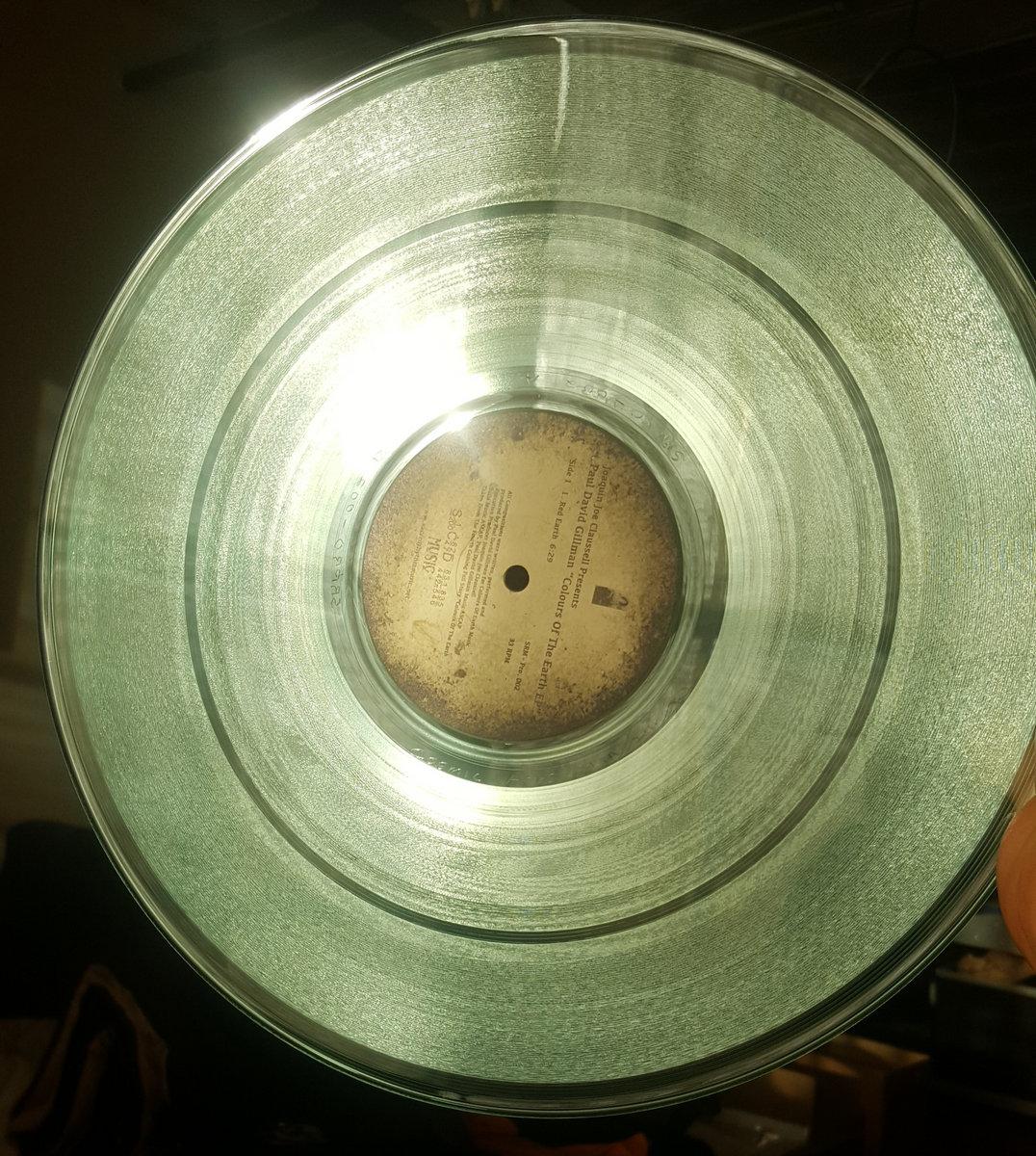 Paul David Gillman Presents: Colours of the Earth EP - 12 ...