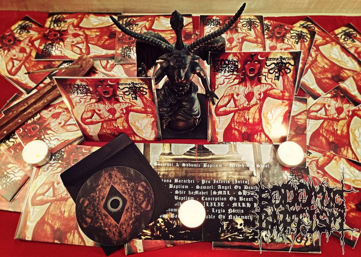 Samael: Angel Ov Death | Sodomic Baptism