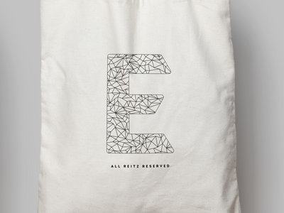 """""""Electric Eclectic"""" Tote Bag main photo"""