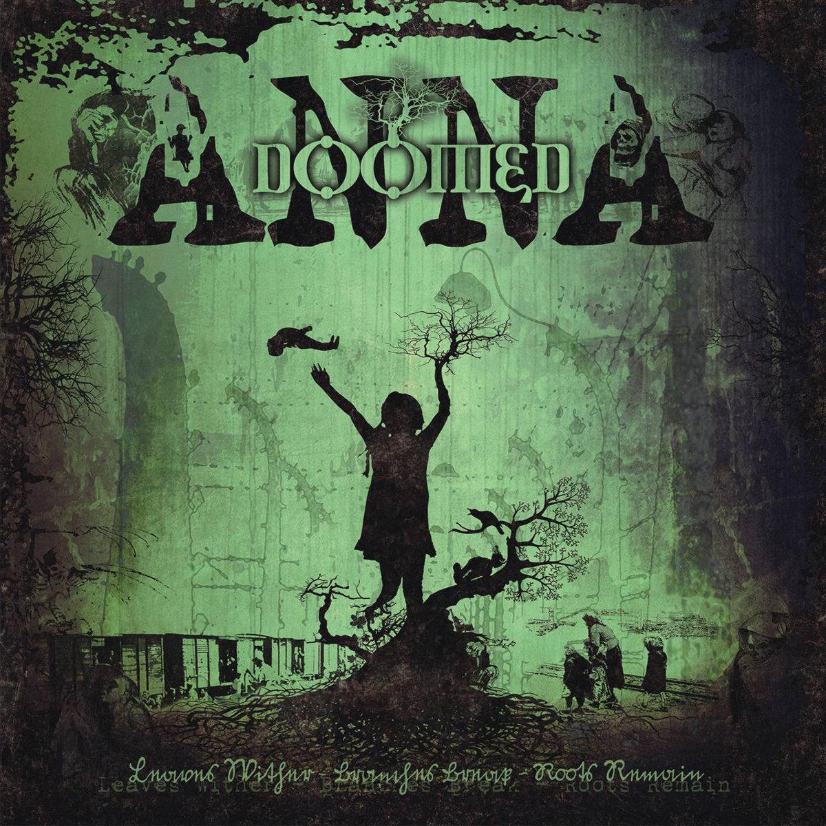 DOOMED - Anna CD   Possession
