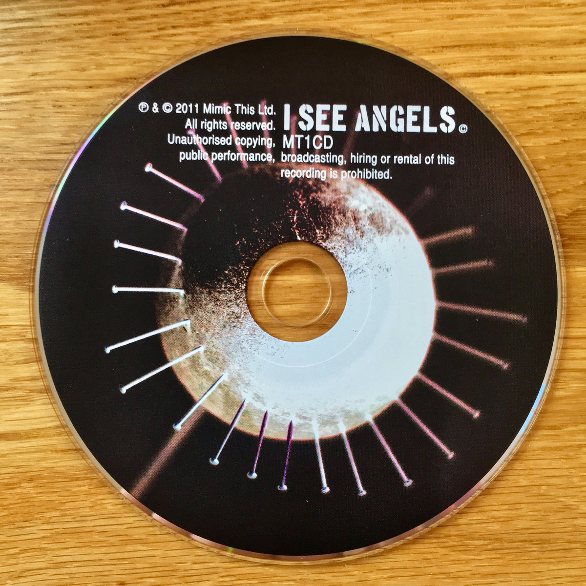 Limited Edition Compact Disc Version Of Our Debut Album. Shrink Wrapped.  Comes In A Lovely Gatefold Card Case, With Artwork Designed By Tash  Willcocks ...