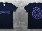 Arrakis 'Psychedelic Rock Through The Endless Universe' T-shirt photo