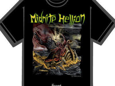 CONDEMNED TO HELL T-SHIRT main photo