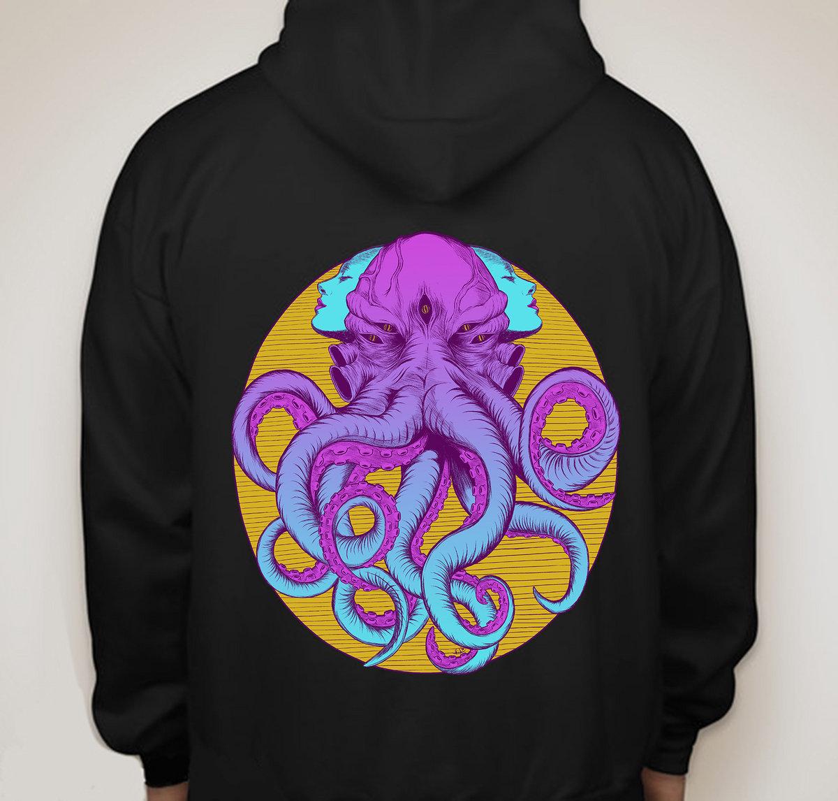 Electric hoodie