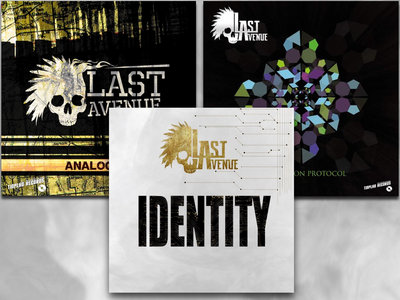 "3 CD ""Full"" pack (IDENTITY + ANALOG 1.1 + INTEGRATION PROTOCOL) main photo"