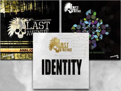 "3 CD ""Full"" pack (IDENTITY + ANALOG 1.1 + INTEGRATION PROTOCOL) main photo"