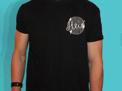Heir Disco Ball T Shirt Black Unisex Heir