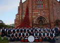 Kirkwall City Pipe Band image