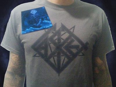Logo Grey Shirt + CD Bundle main photo