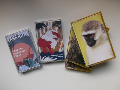 Bundle 3 x October Limited Edition Cassettes main photo