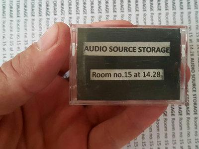 Room 15 @ 14.28 - microcassette main photo