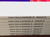 "Earth Trax & Newborn Jr. - Mirage EP - 12"" Vinyl photo"