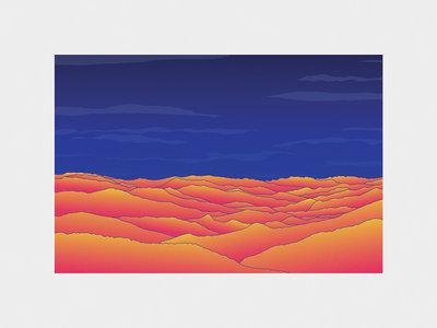 "Earth Trax & Newborn Jr. - Mirage EP - 12"" Vinyl main photo"