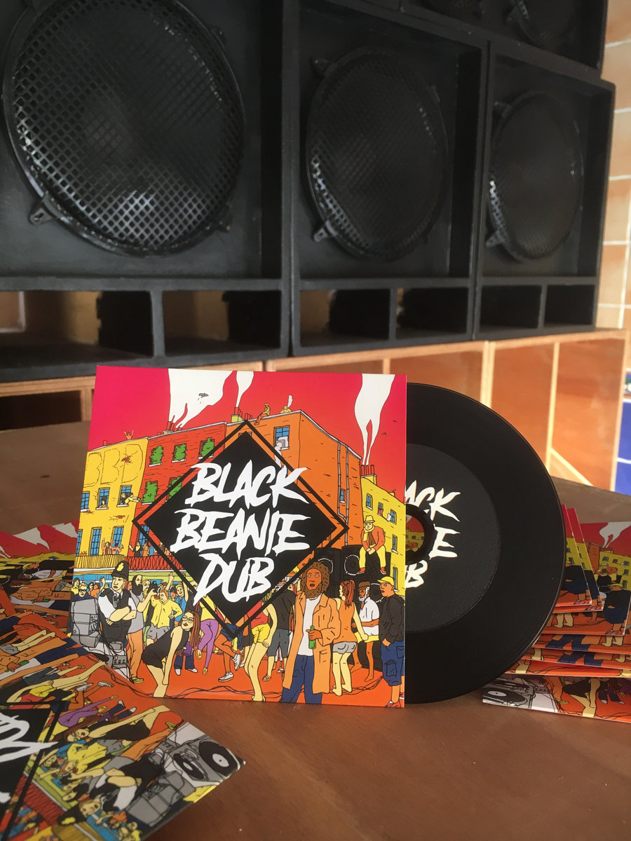 d449e58e6f1 Includes unlimited streaming of Black Beanie Dub via the free Bandcamp app