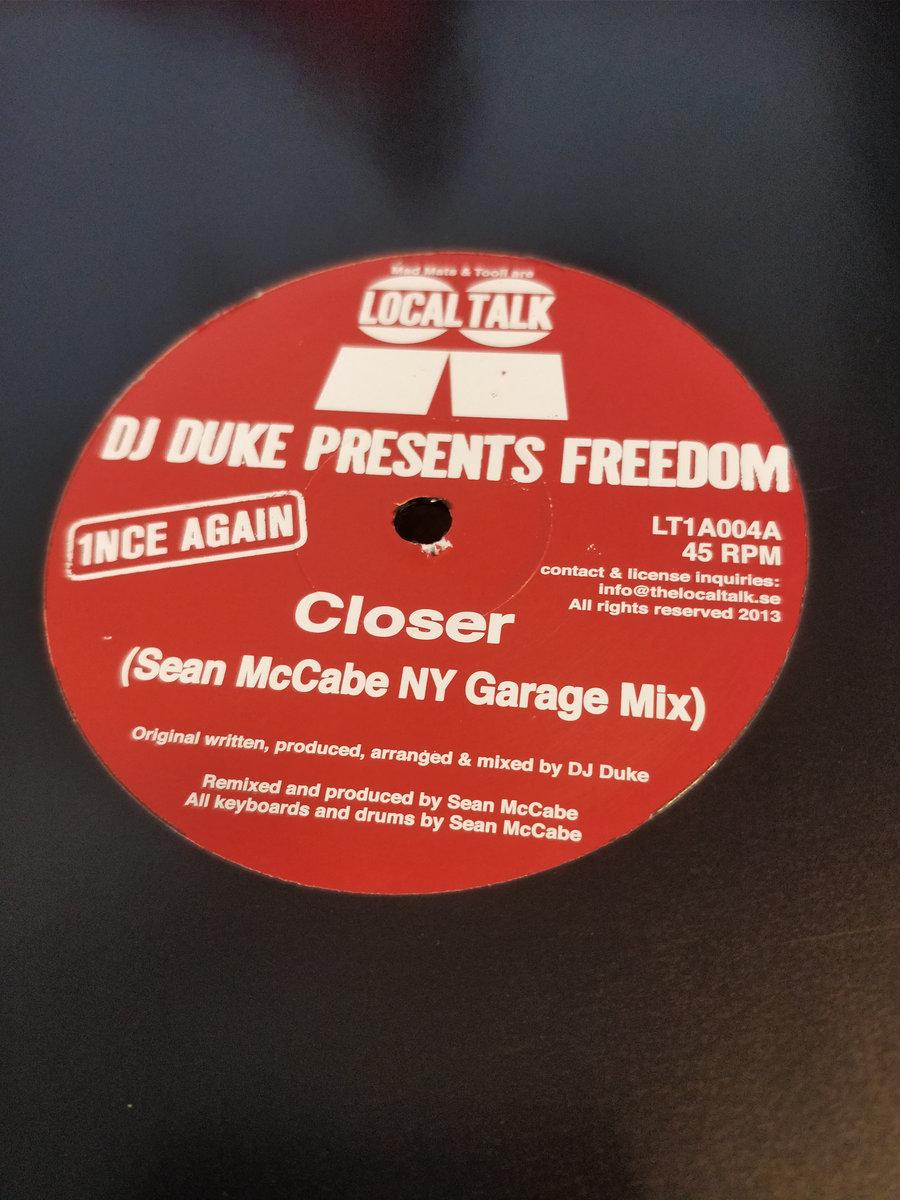 Closer (Sean McCabe NY Garage Mix)   Local Talk