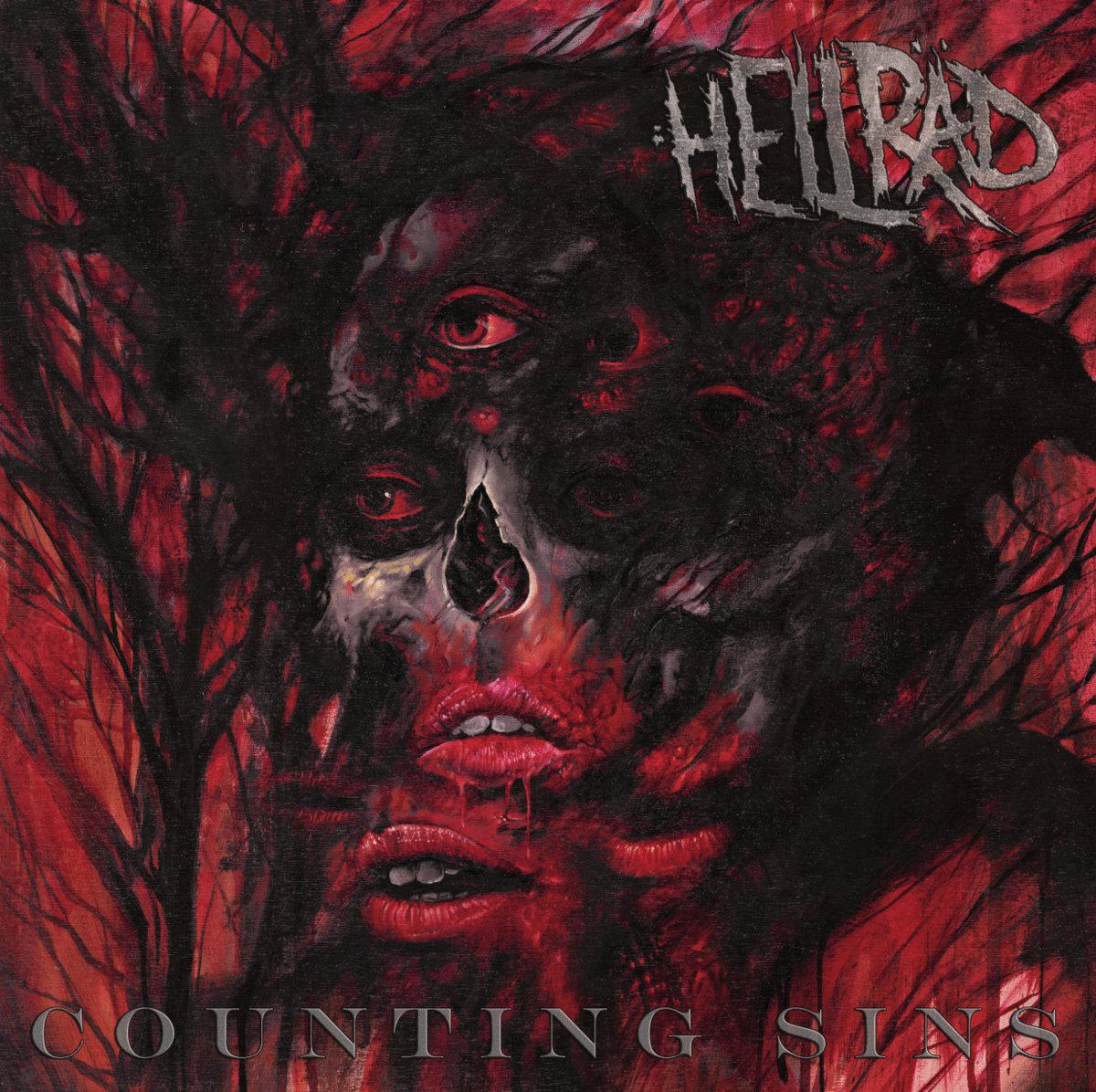 counting sins | hellrad