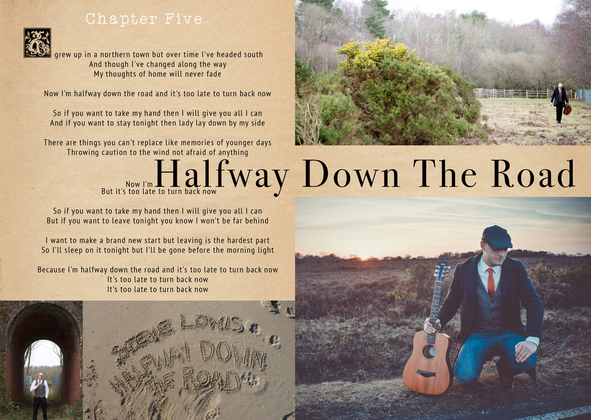 Halfway Down The Road | Steve Lowis