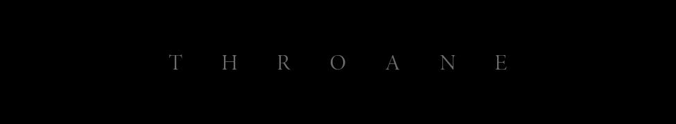 throane black metal français logo