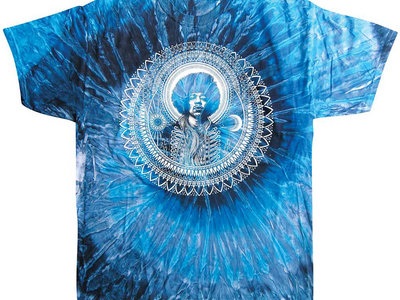 Godfather of Guitar Hendrix T-Shirt by Dale Sarok main photo