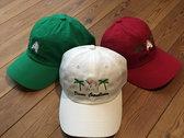 Discos Capablanca Super LTD. embroidered dad hat photo