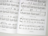 Hiraeth Suite sheet music photo