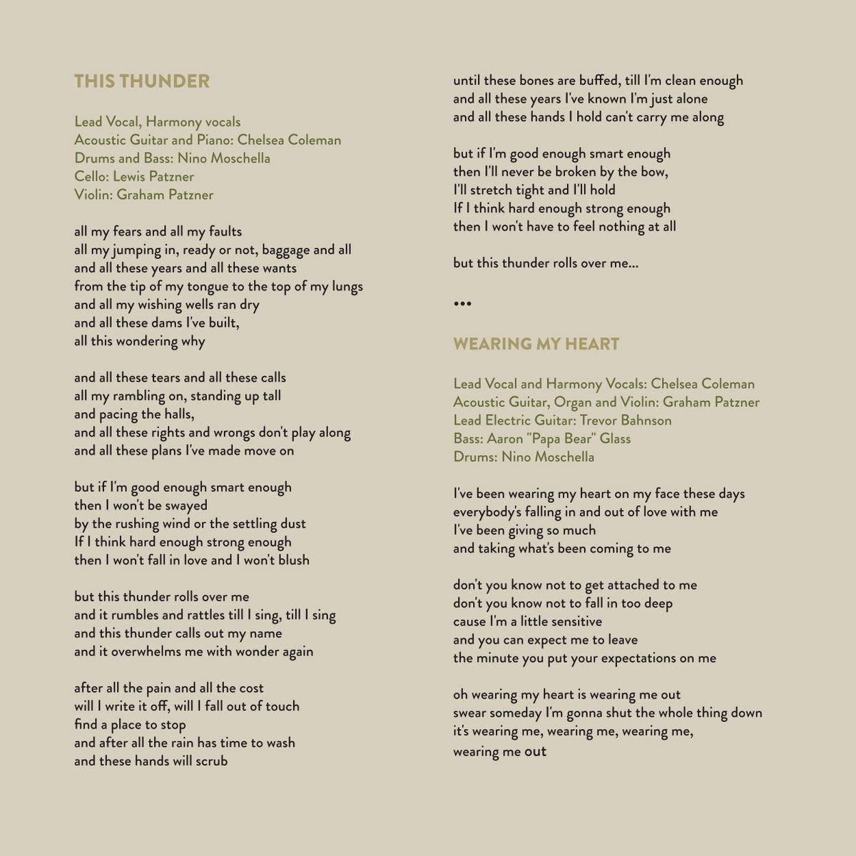 The Songbird's Spell | Chelsea Coleman